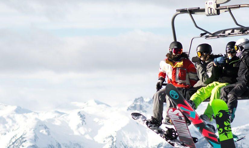 Les 3 avantages à louer un bus pour ses vacances au ski