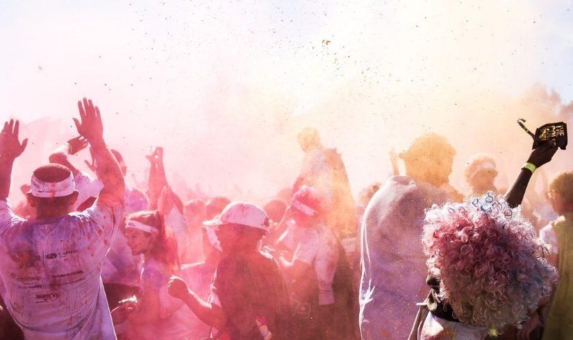 Voyages de groupe pour des festivals